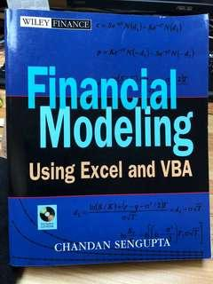 Financial Modeling - Using Excel and VBA