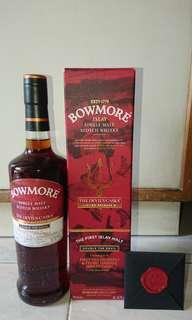 Bowmore The Devil's Casks Limited Release lll Islay Single Malt Whisky