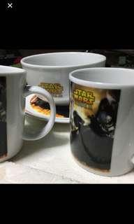 Star Wars Kellogg's Breakfast set