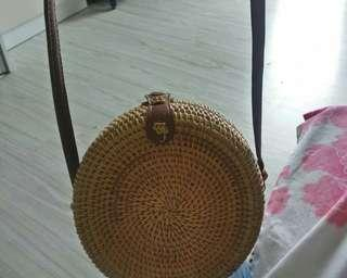 Rattan Bag SALE ! FREE POS