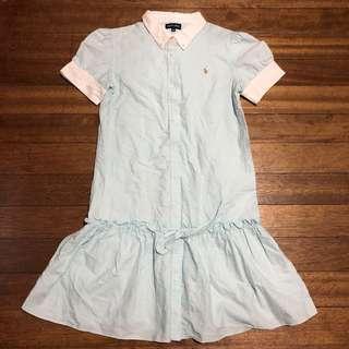 Ralph Lauren Collared Dress