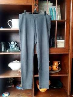 Preloved H&M Grey Pants