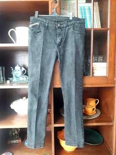 Preloved Black Jeans