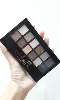 Sale Maybelline Eyeshadow The Nudes