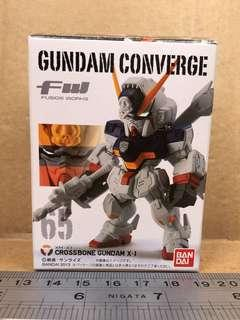 Fusion Works FW Gundam Converge Part 11 No.65 Crossbone Gundam X-1