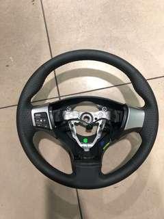 Perodua Alza Steering Wheel