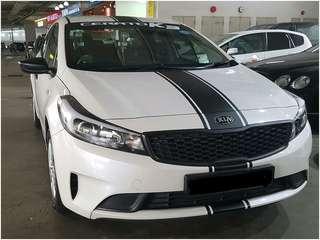 Kia Forte K3 1.6 SX Auto