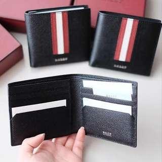 Bally Trasai Wallet 10x11 Black