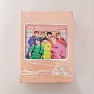WTS BTS 4th Muster Happy Ever After DVD
