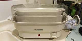 電子蒸煱steam cooker