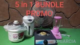 Bundle Promo