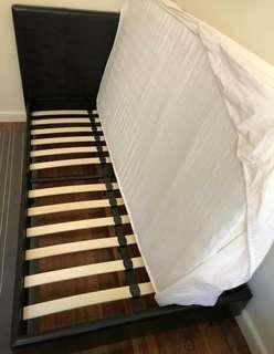 Bed Frame + Mattress bundle
