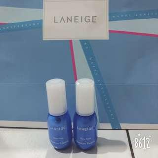 Laneige Water Bank Moisture Essence Trial Kit #SINGLES1111