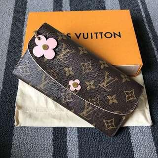 Louis Vuitton LV Emilie Bloom Wallet