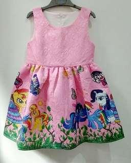 Dress little pony