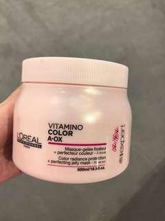 Loreal vitamino color hair mask