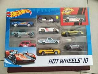 CPL - 10 pack mini Morris hotwheels