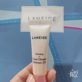 Laneige Foam Cleanser #SINGLES1111