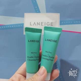 Laneige Trial Kit Cleanser #SINGLES1111