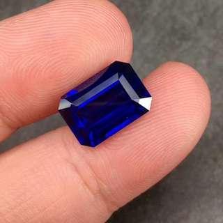 詢價-7.6ct Natural blue sapphire 天然藍寶石