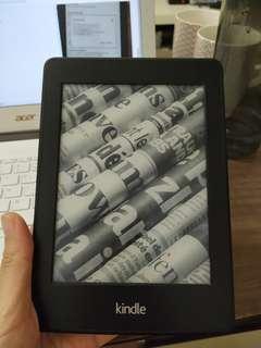 Kindle Paper white 2gb free 800 ebooks