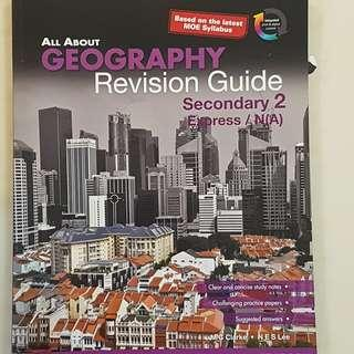 Geography guide book