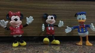 Mickey Mouse and friends set
