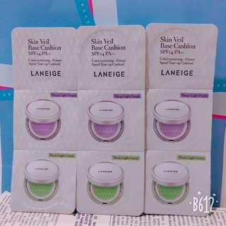 Laneige Skin Veil Base Cushion #SINGLES1111