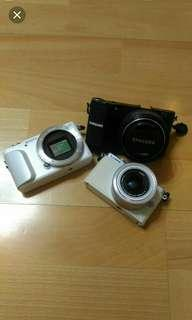 🚚 Samsung Sony Lumix 教學用相機