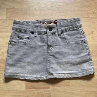 """12.5"""" Denim Skirt"""