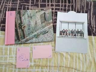 BTS YOU NEVER WALK ALONE ALBUM OFFICIAL