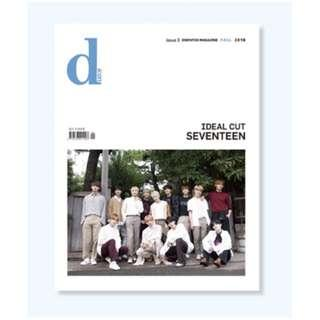 D-icon Vol.3 SEVENTEEN Ideal Cut (Think About CARAT)