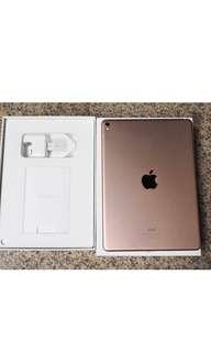 99% new iPad Pro 10.5吋 64gb WiFi 版(Rose Gold)(Apple Care)
