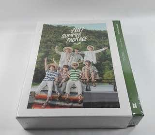 Bts sumpack 2017 dvd fullset with jimin selfie book