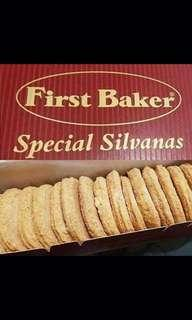 FIRST BAKER SILVANAS