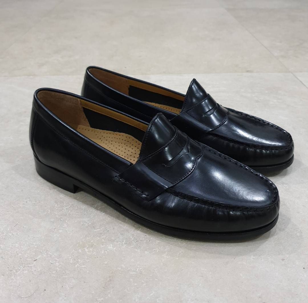 340e81c0f66 Authentic Cole Haan Ascot Penny Mens Loafers size US 7 in black ...