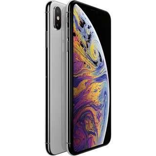 256GB Iphone XS Max Silver