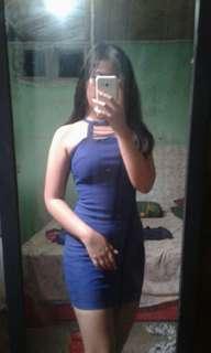 Dress mini strip