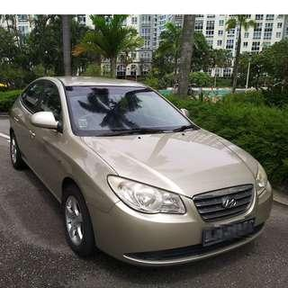 HYUNDAI AVANTE - CONTINENTAL INTERIOR, RELIABLE WORKHORSE, HUGE BOOT SPACE, SMOOTH RIDE, ECONOMICAL, LOW FINANCIAL STRESS! GRAB/RYDEX /FILO/MVL READY!