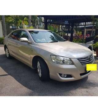 Toyota Camry 2.0L - Luxurious, Spacious, Reliable - Borneo Motors version