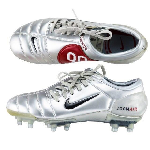 2004 Nike Air Zoom Total 90 III Football Boots FG, Sports ...