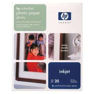 HP Colorfast Glossy Photo Paper