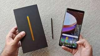 Samsung Galaxy Note 9 Gratis Pulsa setahun, BT Speaker