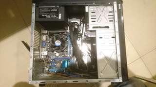 Asus Desktop [i3 3210/4G/450W/500G/wireless_module/windows7Pro(win7pro)]