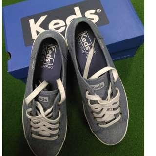 Keds Kickstart Solid Blue