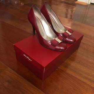 Authentic Ferragamo heels