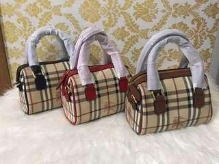 Burberry Speedy