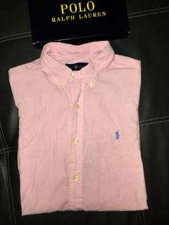 Ralph Lauren Shirt Premium Cotton Authentic Preloved