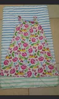 Cute pantulog dress