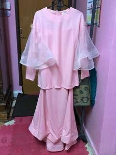 Baju Kurung Moden (Puteri Zarith by Altelia Amani) #SINGLES1111
